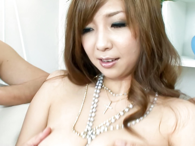 Group sex fucking with hot and sexy Hinano Photo 8