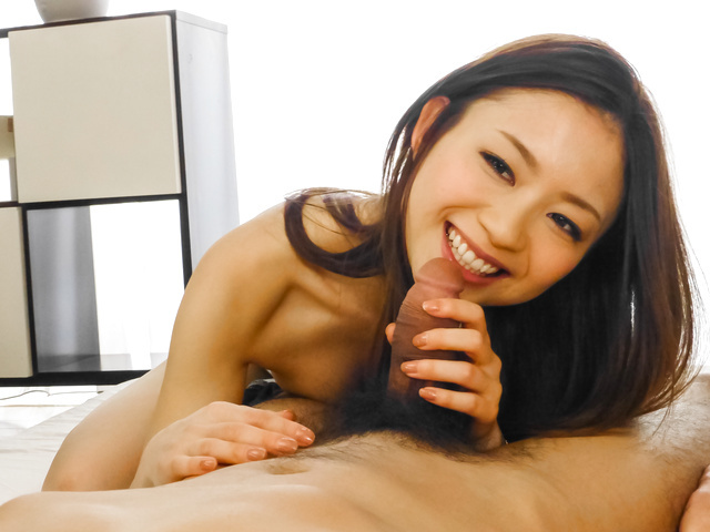 Mind blowing hardcore fuck along Japanese av star Mayuka Akimoto Photo 11