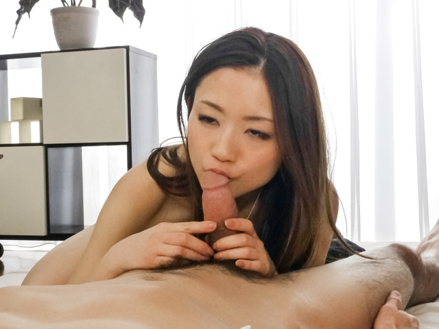 Mind blowing hardcore fuck along Japanese av star Mayuka Akimoto Photo 7