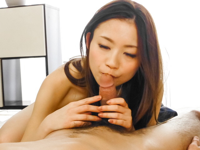 Mind blowing hardcore fuck along Japanese av star Mayuka Akimoto Photo 8