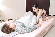 Mind blowing bedroom hardcore with Shino Izumi Photo 1