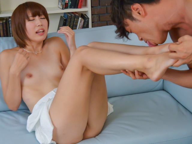 Juicy Seira Matsuoka loves it harsh and fats  Photo 6
