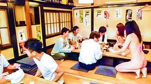 Minami Kitagawa Passed Around Between Two Guys For Sex