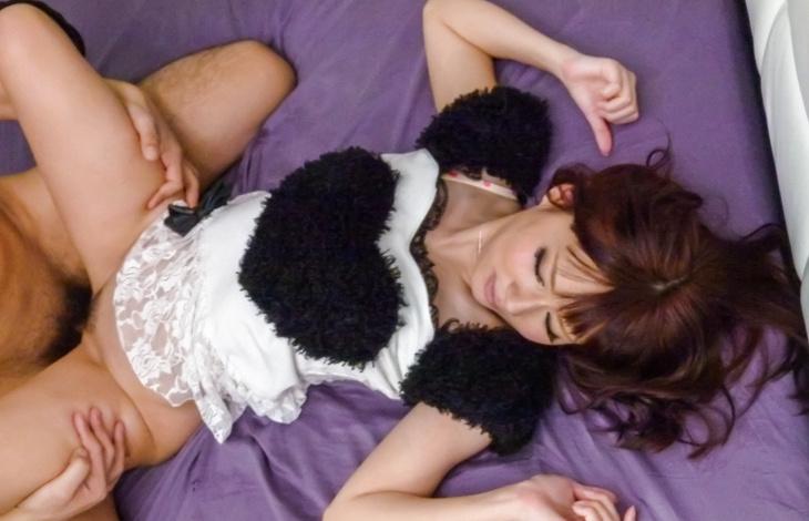 Japanese av star gets fucked in rough threesome asian sex, asian fuck