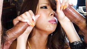 Ema Kisaki Power Fucked With Double Penetration