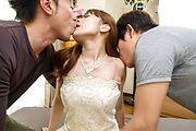 SErious fuck for Japanese av modelAnri Sonozaki Photo 2