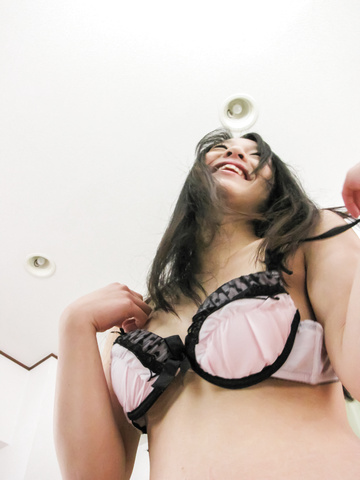 Japanese av star Natsuho in full hardcore action Photo 3