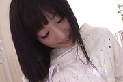 Arisa Nakano's Teen Pussy Squirts In Doggy Style Photo 9