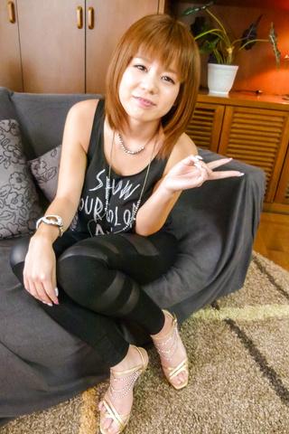Asian blow job with nasty Airu Oshima Japan model  Photo 2