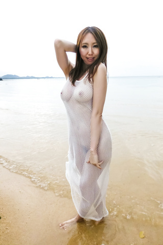 Ruka Ichinoseoutdoor Asian amateur video Photo 1
