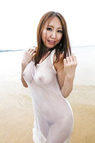 Ruka Ichinoseoutdoor Asian amateur video Photo 2