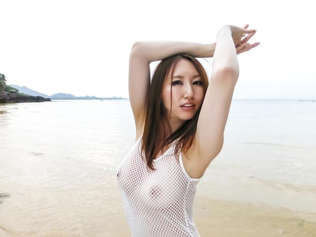 Ruka Ichinoseoutdoor Asian amateur video Photo 3