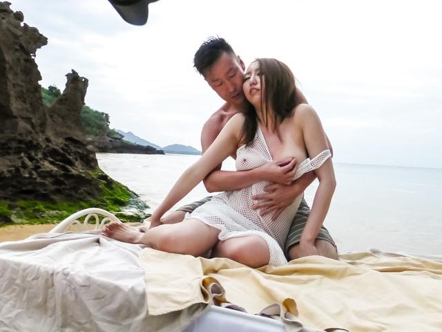 Ruka Ichinoseoutdoor Asian amateur video Photo 7
