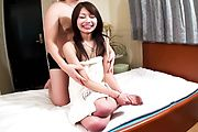 Yuri Aine Japanese av girl in love with cock and sex  Photo 1