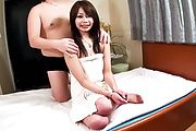 Yuri Aine Japanese av girl in love with cock and sex  Photo 2
