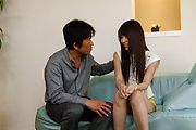 Megumi Shino Gets DPed And An Anal Creampie Photo 8