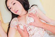 Sensual scenes of closeup sex with Mao Sena Photo 1