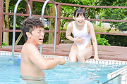 Japanese av model hard fucked in outdoor scenes  Photo 3