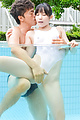 Japanese av model hard fucked in outdoor scenes  Photo 8