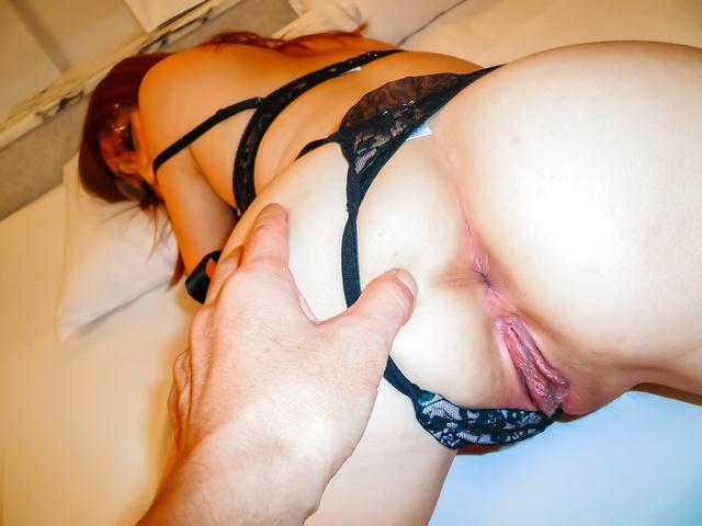 Serious hardcore scenes with curvy ass babeMariko Photo 9