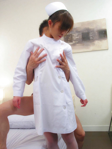 Miina Minamoto has red cooter fucked Photo 4