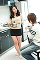Voluptuous Japanese av beauty, Yuri Honma, enjoys sex  Photo 4