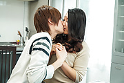 Voluptuous Japanese av beauty, Yuri Honma, enjoys sex  Photo 8