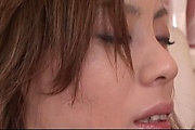 Natsumi Mitsu fucked good and pussy-filled with man sugar Photo 5