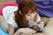 Mikuru Shiina enjoys full session of av porn  Photo 2
