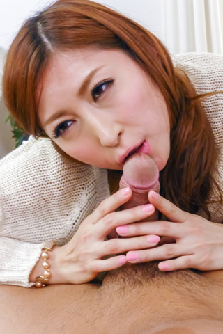 Horny av girl Reira Aisaki gets drilled doggy style Photo 7