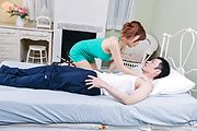 Japanese av beauty provides massage and sex Photo 8