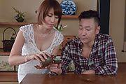 Seira Matsuoka Japanese av model fucked hard Photo 1