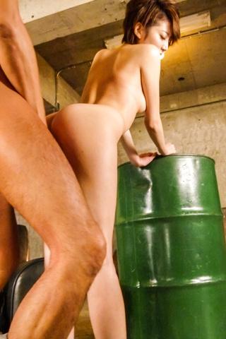 Sex in three along horny Japanese av modelMakoto Yuukia Photo 4