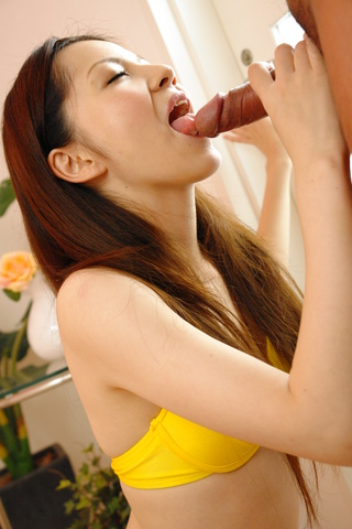 Great ass bikini gal Rika Koizumi gets rammed from behind Photo 9