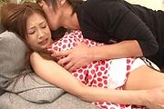 Perfectly hot bodied gal rides hard dick Suzuka Ishikawa Photo 10
