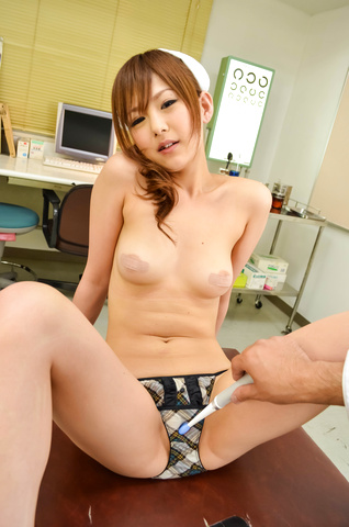 Miku Airi Sucks Fucks And Creampies In POV Photo 8