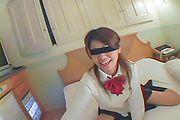 Japanese av schoolgirl,Miho, fucking with lust Photo 1