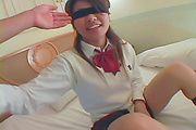 Japanese av schoolgirl,Miho, fucking with lust Photo 3