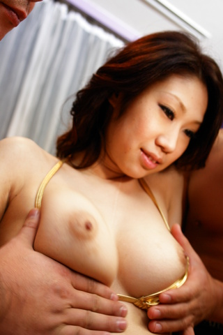 Sizzling hot body Fuuka Takanashi pounded and creampie Photo 2
