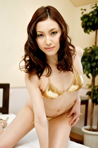 Sexy av MILF Nozomi Mashiro gets DPed and creampied Photo 1