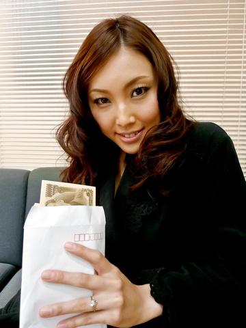 Sexy av MILF Nozomi Mashiro gets DPed and creampied Photo 6