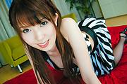 Beautiful gal Ramu Nagatsuki heavy vibrator action and fucking Photo 1