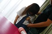 Miku Airi's Skirt Lifted Up To Get Pounded Photo 12