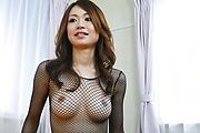 Net lingerie hot body gets nailed Sara Seori Photo 2