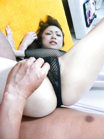 Net lingerie hot body gets nailed Sara Seori Photo 11