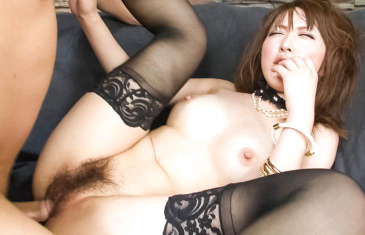 Female Creampie Eating 113