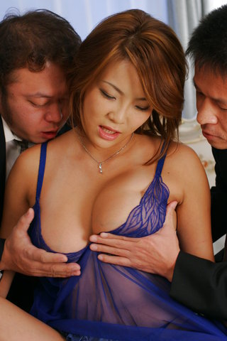 Rui Horie sexy and naughty fucking and crempie Photo 5