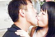 Dashing Japanese av angel, Kana Matsu, true sex experience Photo 3