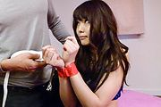 Fit Teen Megumi Shino Gets Slammed And Creampied Photo 9