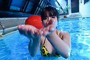 Curvy japanese av girl Hinata Tachibana fucked hard Photo 1